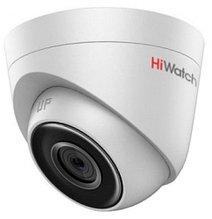 DS-I453M - 4MP Уличная купольная IP-камера со встроенным микрофоном и EXIR* ИК-подсветкой 30 м.
