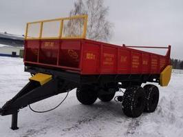 Машина для внесения органических удобрений ПРТ-10