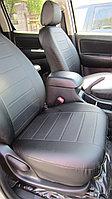 Авточехлы для Toyota Hilux 7 с 2012-15