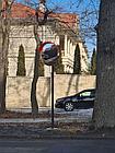 Зеркало дорожное сферическое обзорное D1000мм, фото 4
