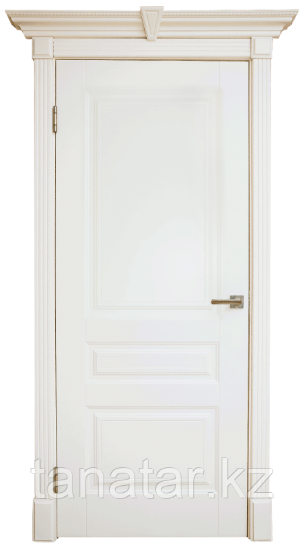 Дверь DL255 ДГ, цвет Крем