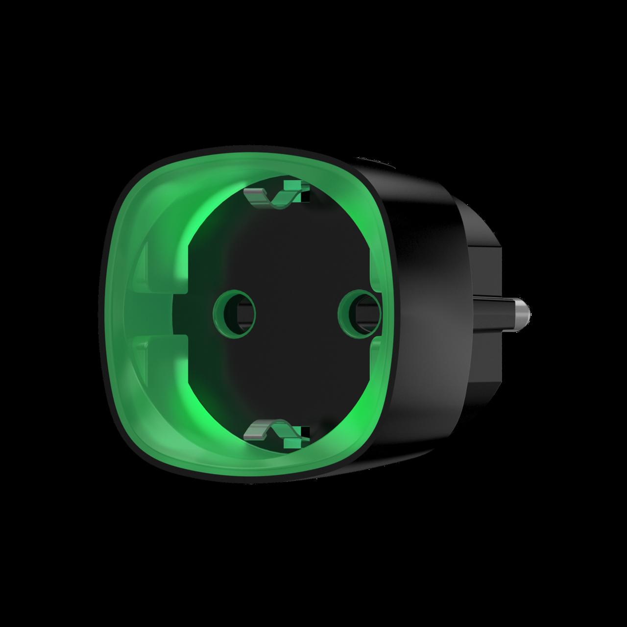 Радиоуправляемая умная розетка Socket Black