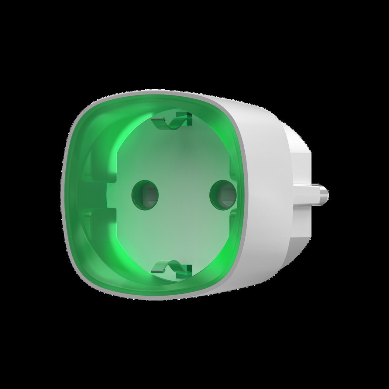 Радиоуправляемая умная розетка Socket White