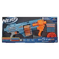 Бластер Nerf Elite 2,0 Shockwave RD-15 Нёрф Шоквэйв РД-15 , E9527