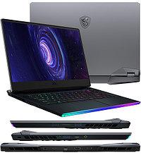 Ноутбук MSI GE66 Raider 10SGS-662KZ серый