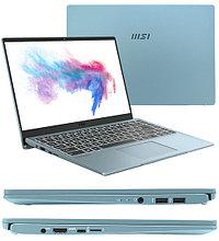Ноутбук MSI Modern 14 B10MW-402KZ (Bluestone)
