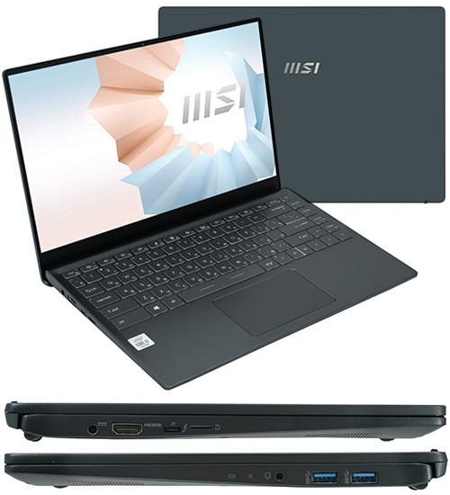 Ноутбук MSI Modern 14 B11SB-263KZ(Carbon Gray)