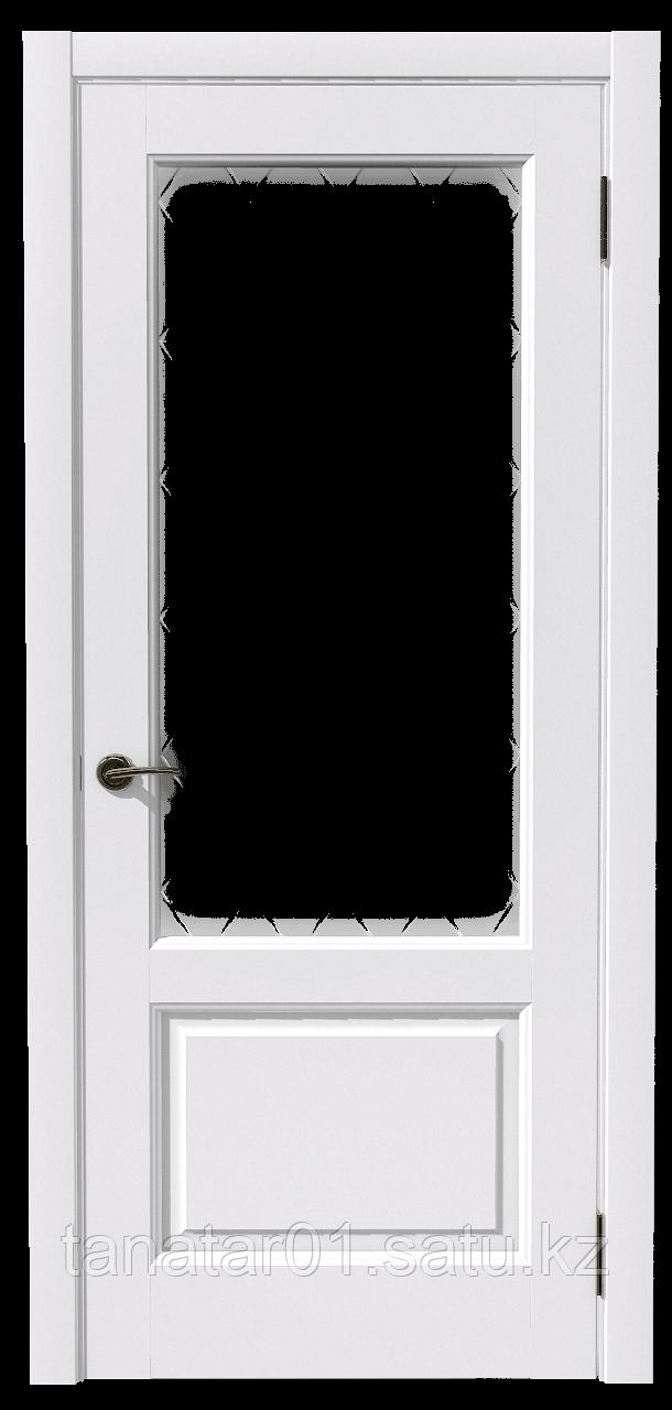 Дверь Лира ДО, Матовое стекло