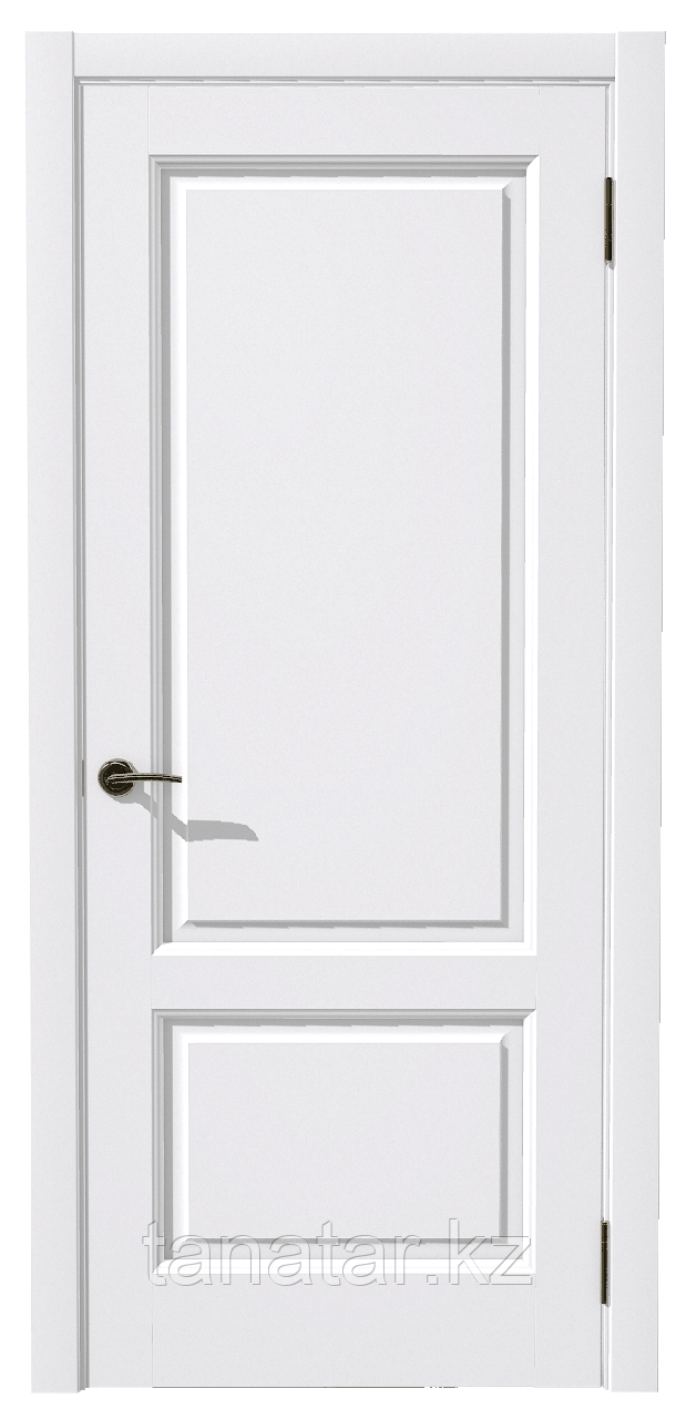 Дверь Лира ДГ, Белый софт-тач