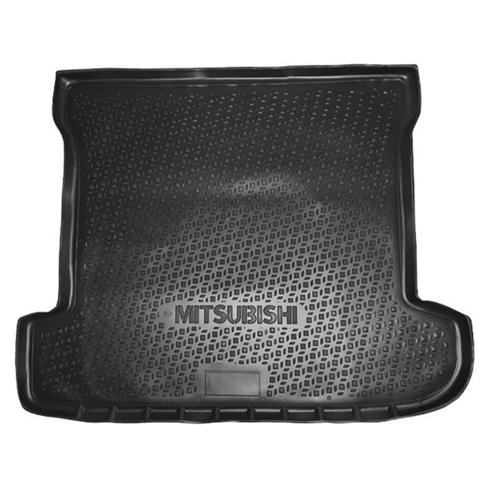 Коврик в багажник Mitsubishi Pajero IV (2006-2021)