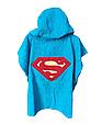 Пончо полотенце  супер мэн, фото 3