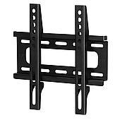 Кронштейн для телевизора Hama H-108714 черный 19-46 макс.25кг