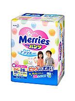 Трусики Merries размер XXL (15-28кг) 26 штук