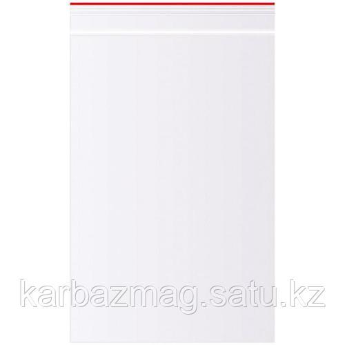 Х/т Пакет на защёлке 10*15см (50шт) 31,5мкм, арт.107-007