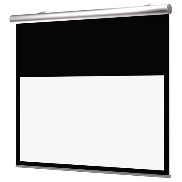 Экран Euroscreen One Electric Video (4:3) 220*170cm (VA 210*157,5cm) Arctiq case mattAlu