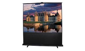 Экран Lumien Master Portable 172x182 см (раб. область 100х177 см) (80) Matte White FiberGlass