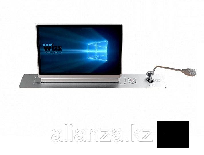 Моторизированный монитор Wize Pro WR-22GV Touch black