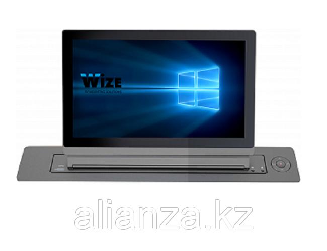 Моторизированный монитор Wize Pro WR-17GF black