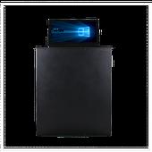 Моторизированный монитор Wize Pro WR-15GF black