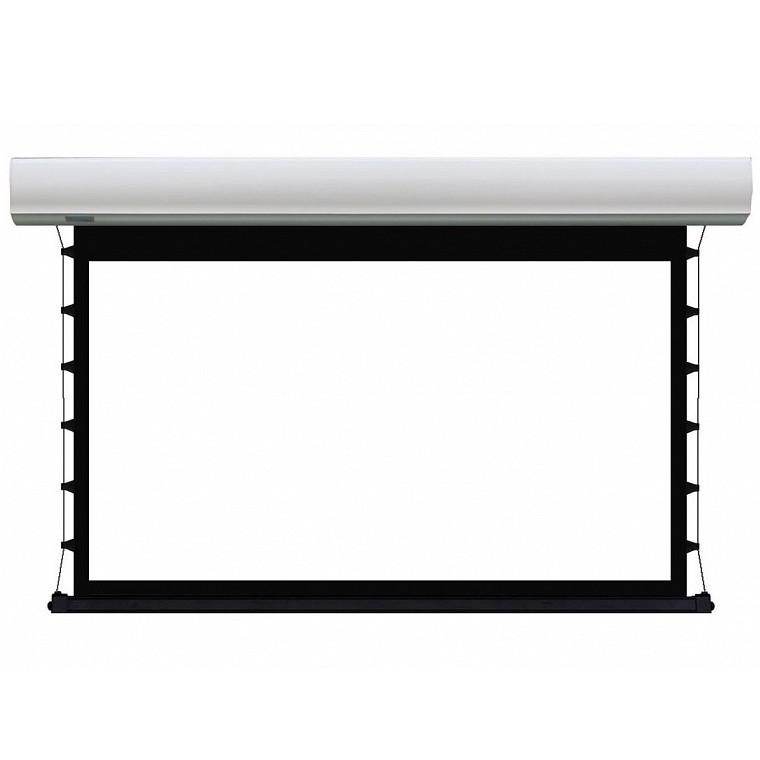 Экран Lumien Cinema Tensioned Control 168x257 см (раб.область 132х235 см) (106) Matte White Sound (белый