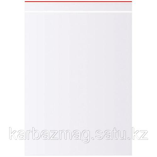 Х/т Пакет на защёлке 15*20см (50шт) 31,5мкм, арт.107-009