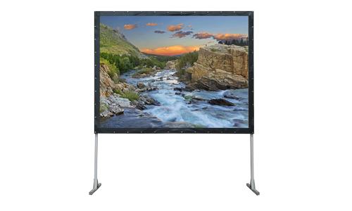 Экран Lumien Master Fold 245x321 см (150), (раб. область 229х305 см) Front Projection + Rear Projection - фото 2