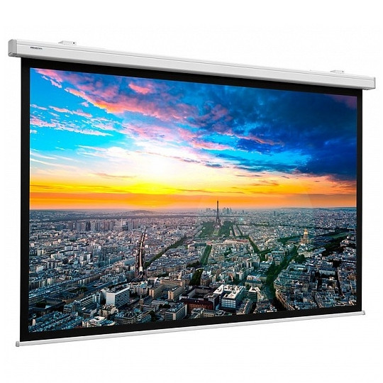Экран Projecta Compact Electrol 154х240 см (107) Matte White с эл/приводом 16:10 (10101847)