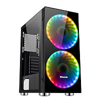 Мощный игровой компьютер GAME START 9100F SSD 240GB DDR4 8GB VIDEO 1050TI 500W