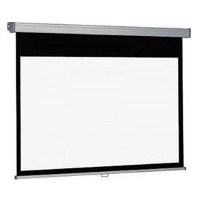 Рулонные ручные экраны Procolor