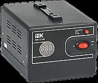 Стабилизатор напряжения 1-ф. переносной 1,5 кВА HUB IEK
