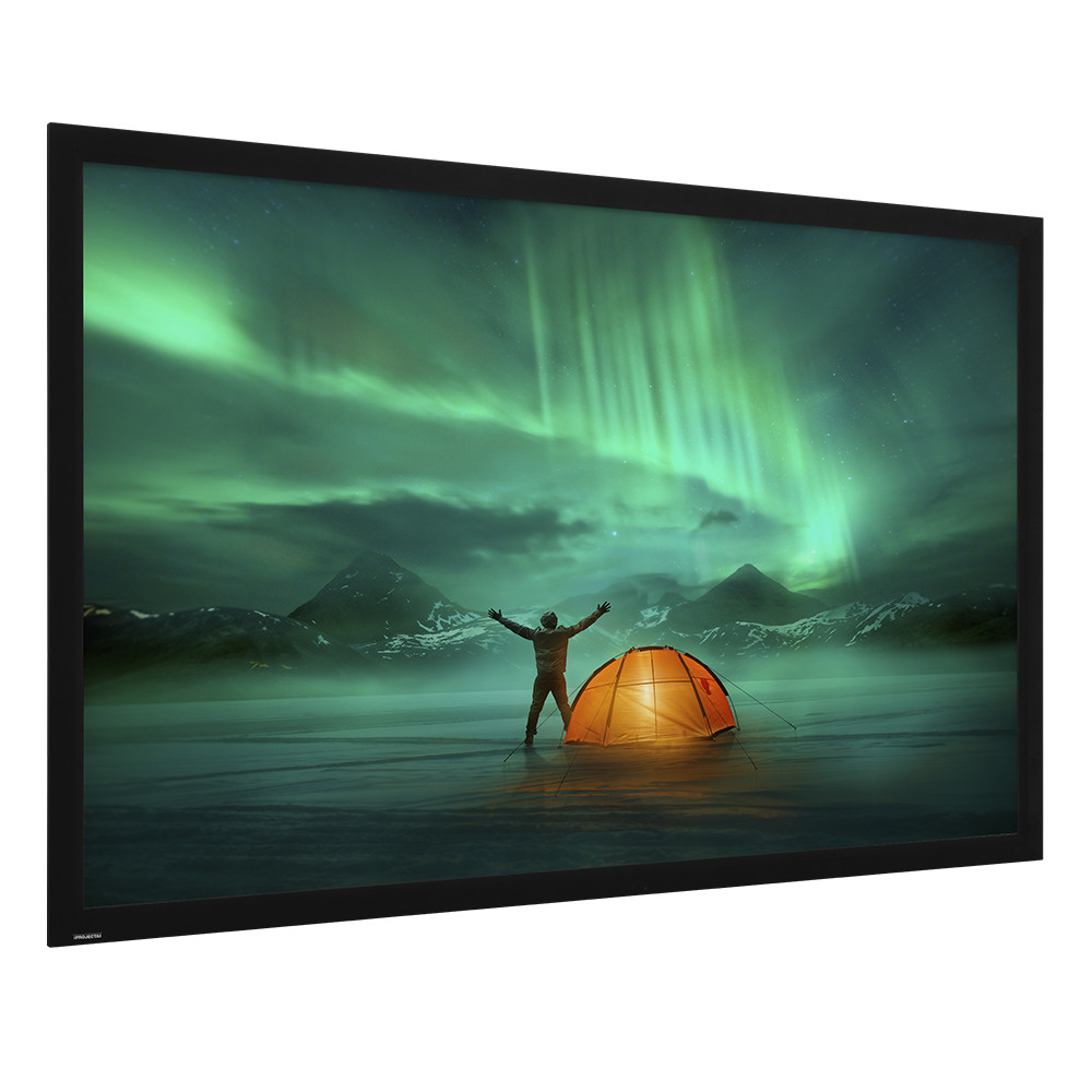 Экран Projecta HomeScreen Deluxe 16:9 151*256см (135*240см, 108) Matte White P 1.0 (10600050) на раме