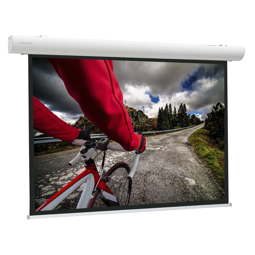 Экран Projecta Elpro Concept 243x320 см (153) Matte White (с черн.каймой) с эл/приводом 4:3 (10103497)