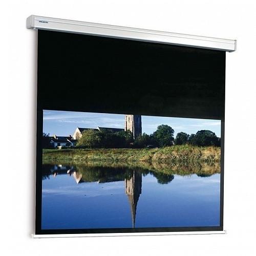 Экран Projecta Compact Electrol 102x180 см (76) Matte White для домашнего кинотеатра с эл/приводом, доп.