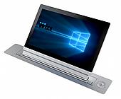 Моторизированный монитор Wize Pro WR-17GT Touch silver