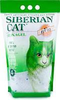 Наполнитель Сибирская Кошка Elit Eco силикагелевый