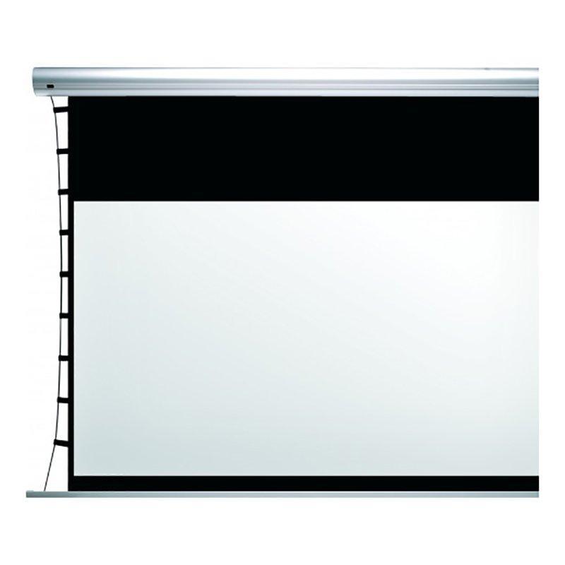Экран Kauber Blue Label XL Tensioned BT Cinema, 154 16:9 Clear Vision, область просмотра 191x340 см. дроп 40