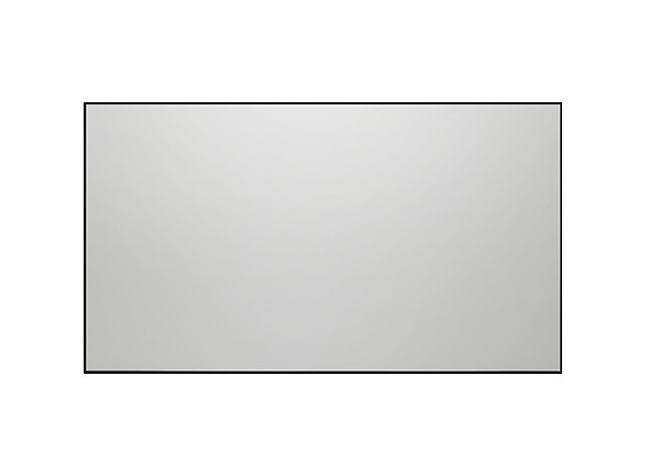 Экран Lumien [LCTB-100106] Cinema Thin Bezel 150x266 см (раб. область 148х264 см) (119) Matte White