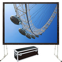 Экран Classic Solution Premier Corvus (16:9) 508х294 (F 488х274/9 RP-PS/S)