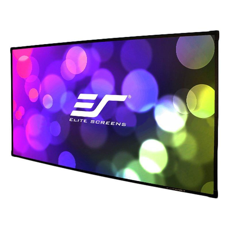 Экран Elite Screens Aeon Edge Free 16:9 frameless fixed frame projector screen 100 cinewhite (AR100WH2)