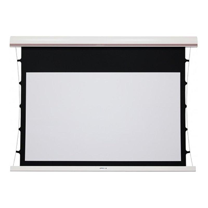 Экран Kauber Red Label Tensioned BT Cinema, 77 16:9 Gray Pro, область просмотра 96x170 см. дроп 80 см., длина