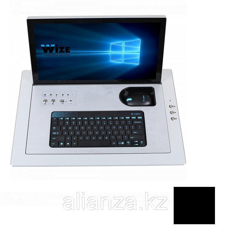 Моторизированный монитор Wize Pro WR-17FL Touch black