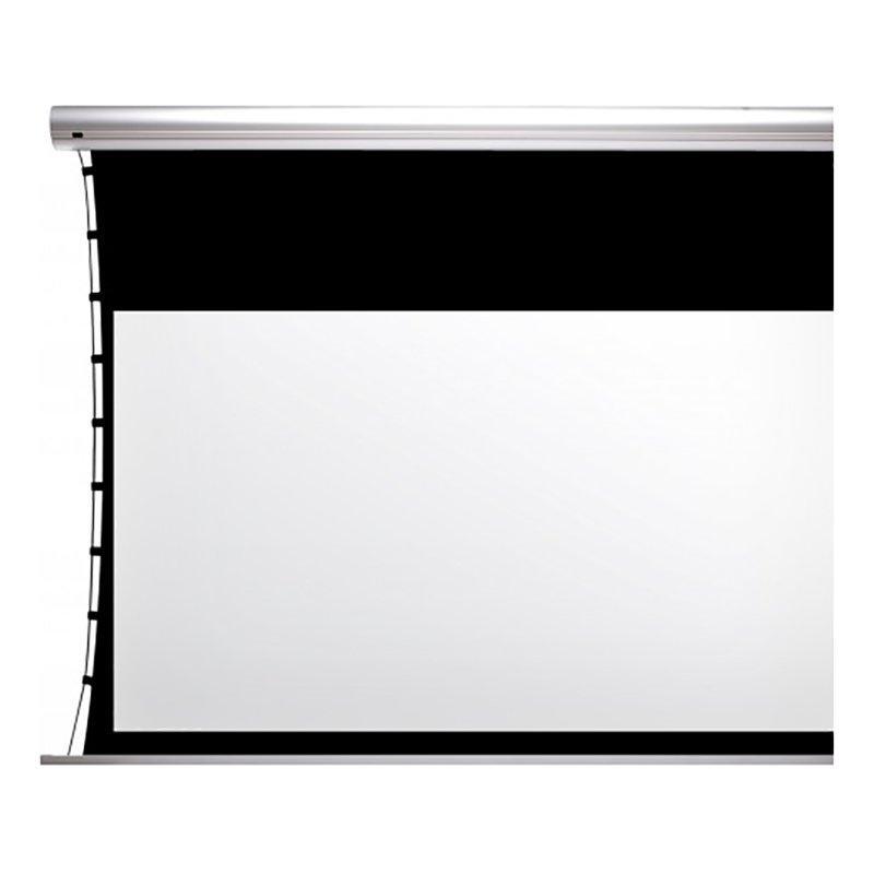 Экран Kauber Blue Label Tensioned BT Cinema, 131 16:9 Gray Pro, область просмотра 163x290 см. дроп 40 см.,