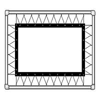 Экран Classic Solution Corvus (4:3) 262x201 (Z 244x183/3 RP-PS/S)