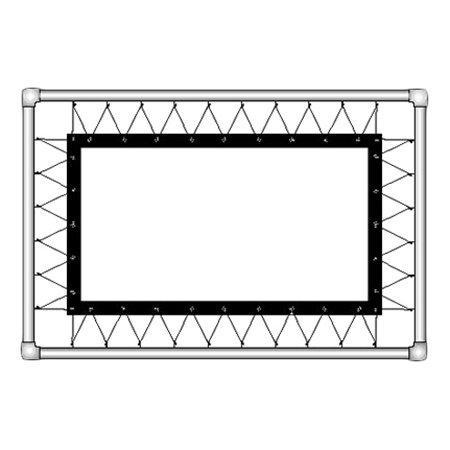 Экран Classic Solution Corvus (16:9) 393х233 (Z 371х211/9 PW-PS/S)