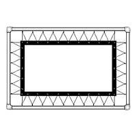 Экран Classic Solution Corvus (16:9) 450х260 (Z 428х238/9 PW-PS/S)