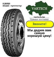 Шина грузовая 8.25R20 -16 KAPSEN (TAITONG) HS268 TT (универсал) в Алматы