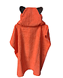Пончо полотенце рыжий лис, фото 2