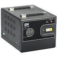 Стабилизатор напряжения 1-ф. переносной 3 кВА HUB IEK