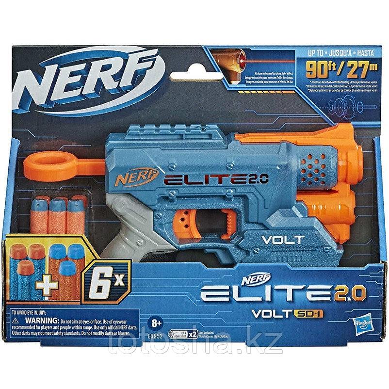 Бластер Nerf Elite 2,0 Volt SD-1 Вольт СД-1 , E9952