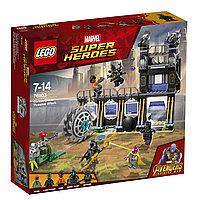 LEGO 76103 Super Heroes Атака Корвуса Глейва, фото 1